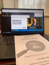 ГОЛОВА ПРАВЛІННЯ ФОНДУ БЕРЕ УЧАСТЬ У РОБОТІ СЕСІЇ ЄЕК ООН